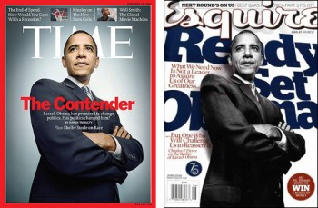 Time and Esquire Covers