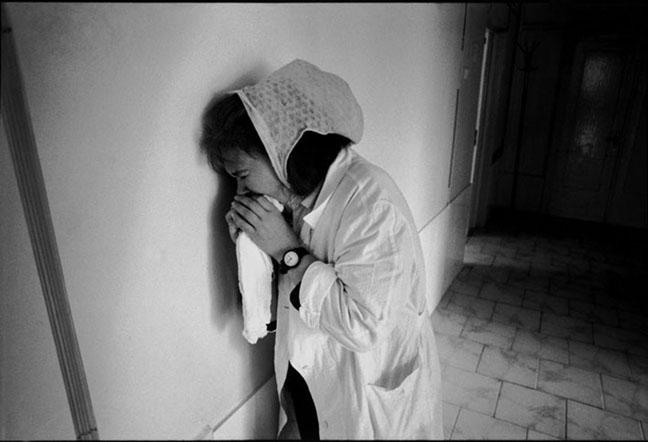 Paul Fusco- Magnum Photos