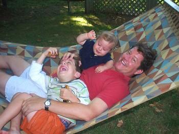 Bill Black and kids