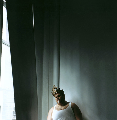 Chris Farley, New York, 1994