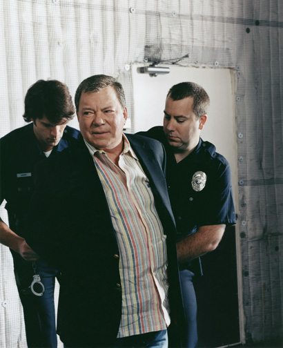 William Shatner, Los Angeles, 2005