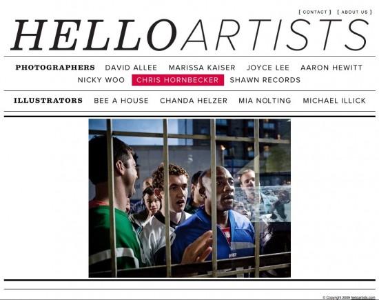 helloartists
