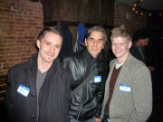 Paul Gandy, Denis Montalbetti, Jon Ervin