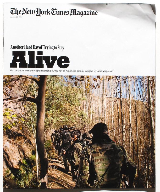 The Daily Edit The New York Times Magazine: Joel van Houdt