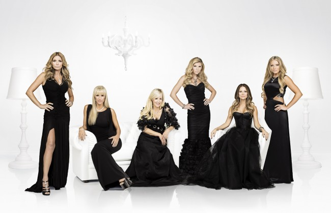 Real Housewives of Vancouver Season II key art. A game changer for me here on the West coast.