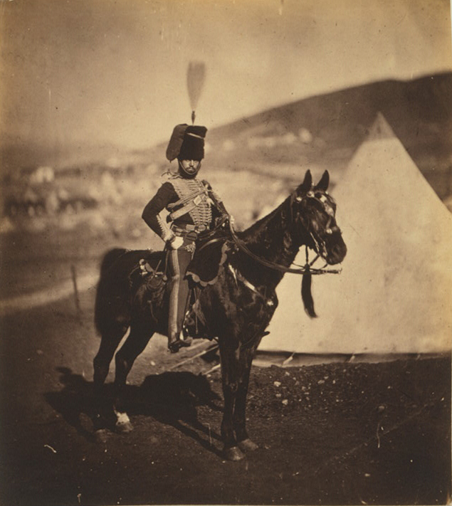 Cornet Wilkin, 11th Hussars