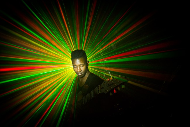 Tosin Abasi / Guitar World