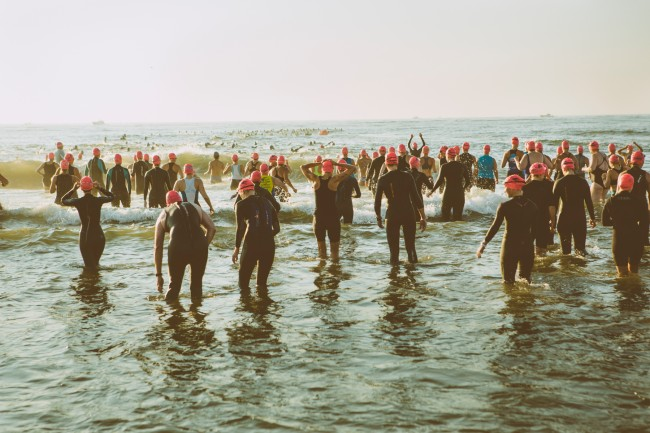 Personal work from a mid-summer tri in Asbury Park, NJ 2013.