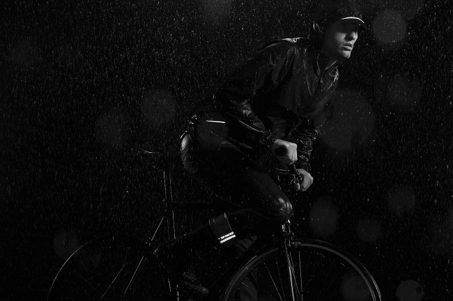 This is from a shoot I did for Levi's Commuter.