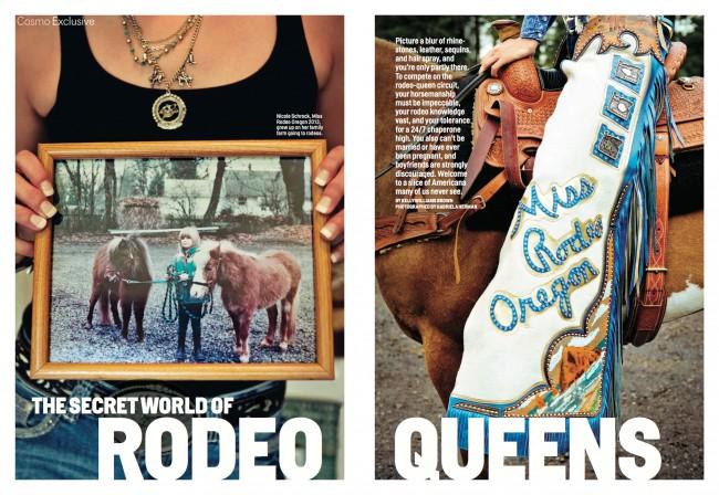 Rodeo Queens - August 2014