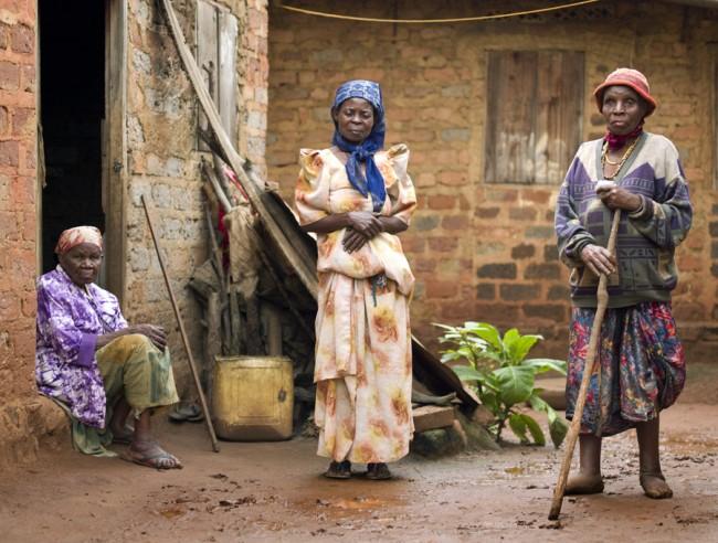 Three Grandmothers