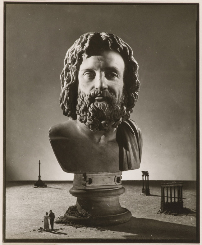 Angus McBean British, 1904-1990 Self Portrait, 1949 Gelatin silver print 1988 Discretionary Purchase Fund, 88.10