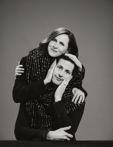ANDY SAMBERG & MOLLY SHANNON