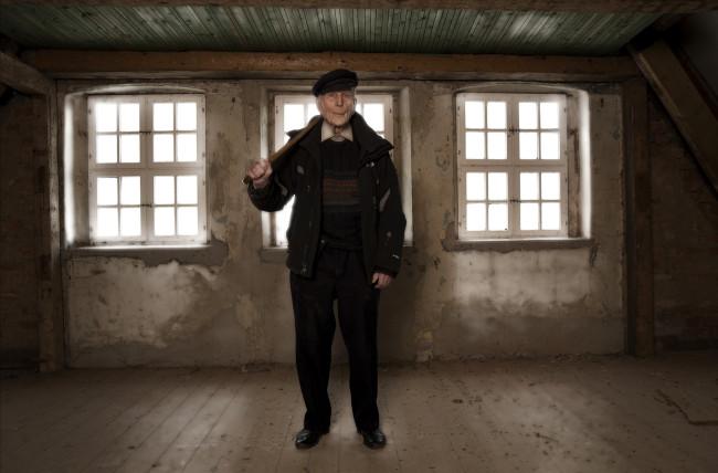 12 Burn at Colditz Castle where he ran secret POW radio