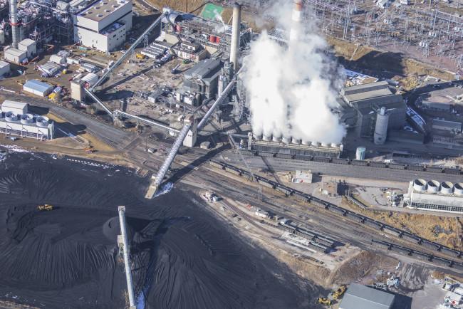 Coal Feed, Denver, CO, 2014