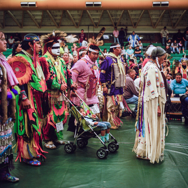 Northeastern State University Pow Wow—Tahlequah