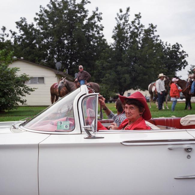 Cherokee Strip Parade—Perry
