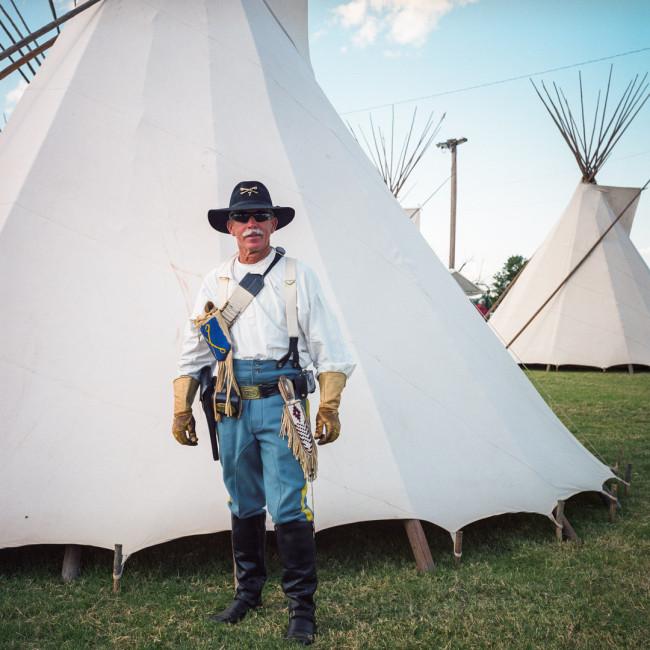 Kiowa Gourd Clan's July 4th Celebration—Carnegie