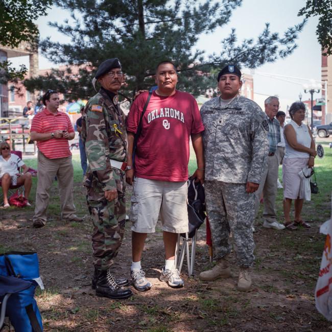 Cherokee National Holiday—Tahlequah