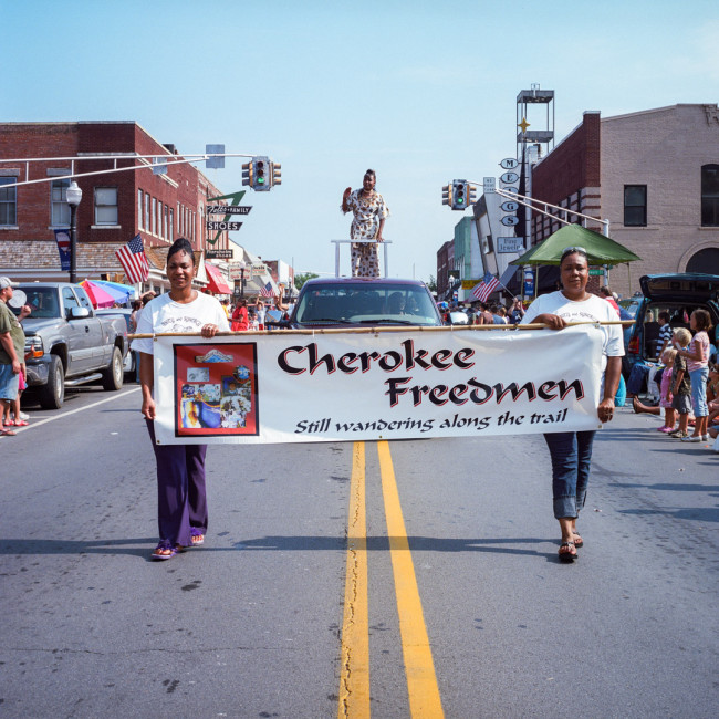 Cherokee National Holiday—Tahlequah