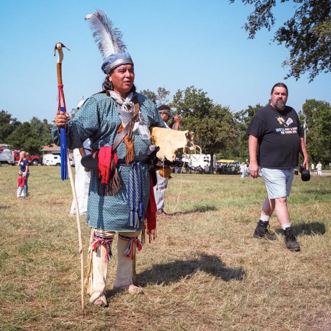 Honey Springs Battle Reenactment—Honey Springs Battlefield