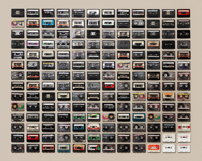 CASSETTE-COLLECTION