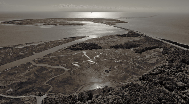151 Fishermans Island Ches Bay Bridge copy