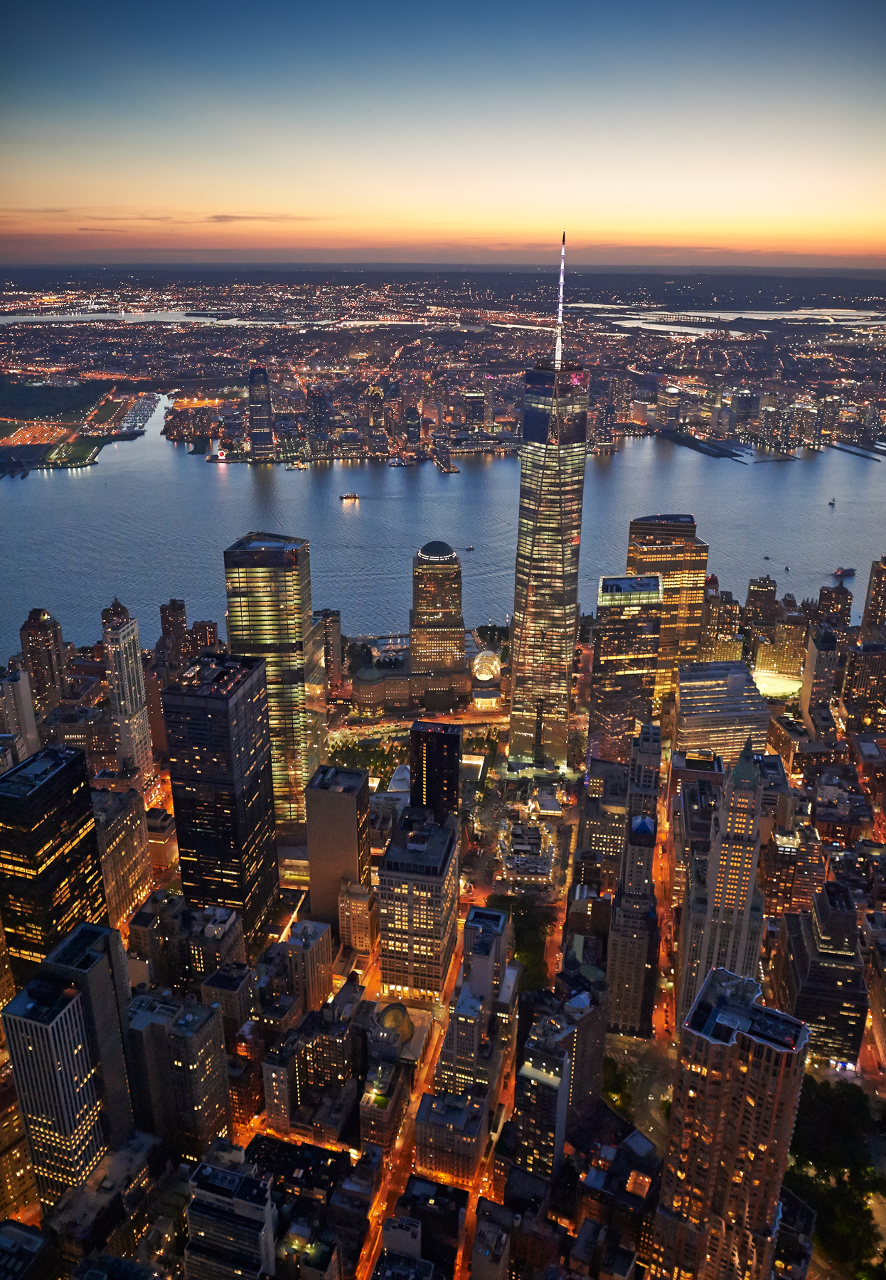 New York Sfondi 3d 58 Immagini: Cameron Davidson : New York City Aerials