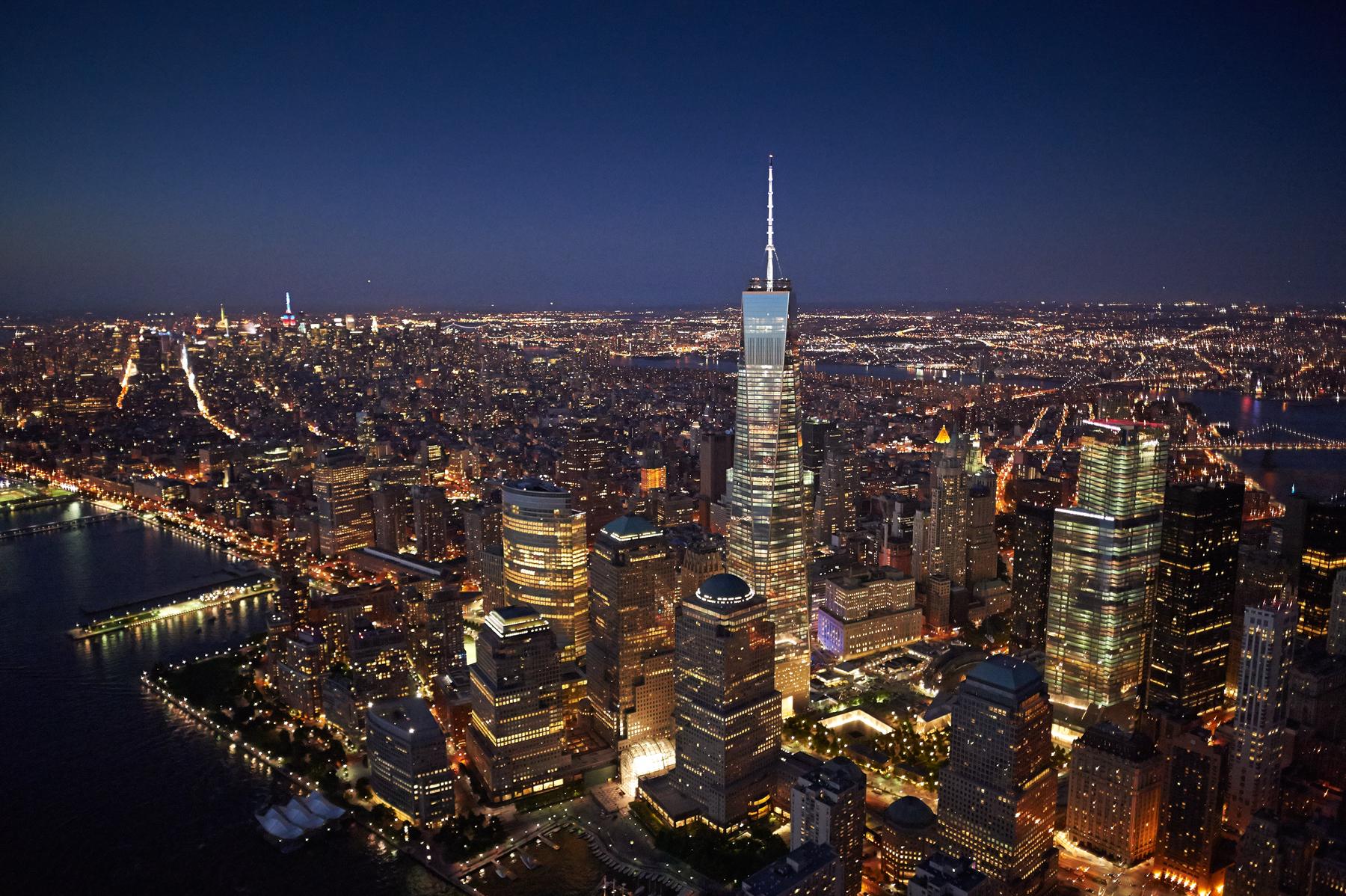 The Daily Edit - Cameron Davidson : New York City Aerials ...