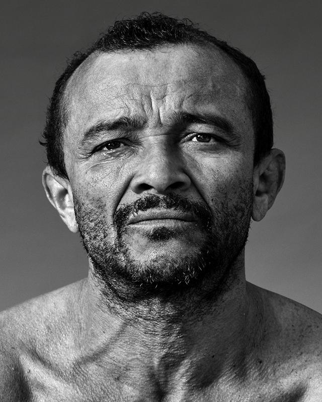 José Maria, 55, resident of Cracolândia; São Paulo, Brazil.