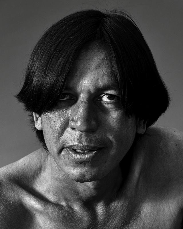 Moisés, 36, resident of Cracolândia; São Paulo, Brazil.