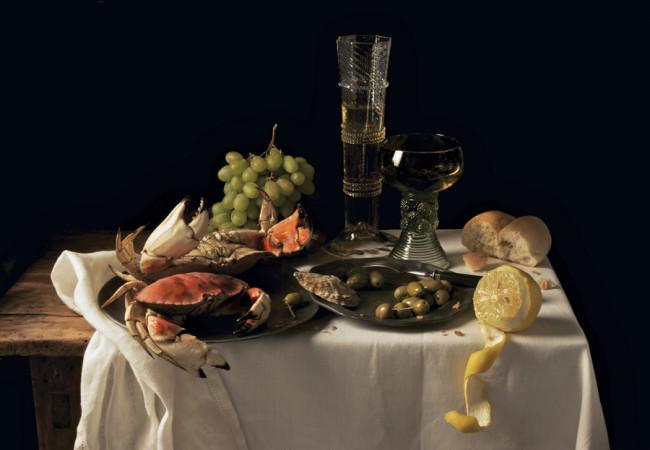 Paulette Tavormina_Crabs and Lemon_PC_2009
