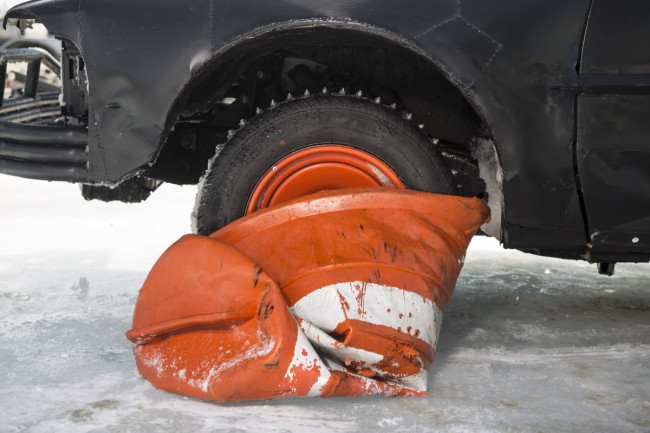 Ice Racing in Minnesota.  Photos by Ackerman + Gruber