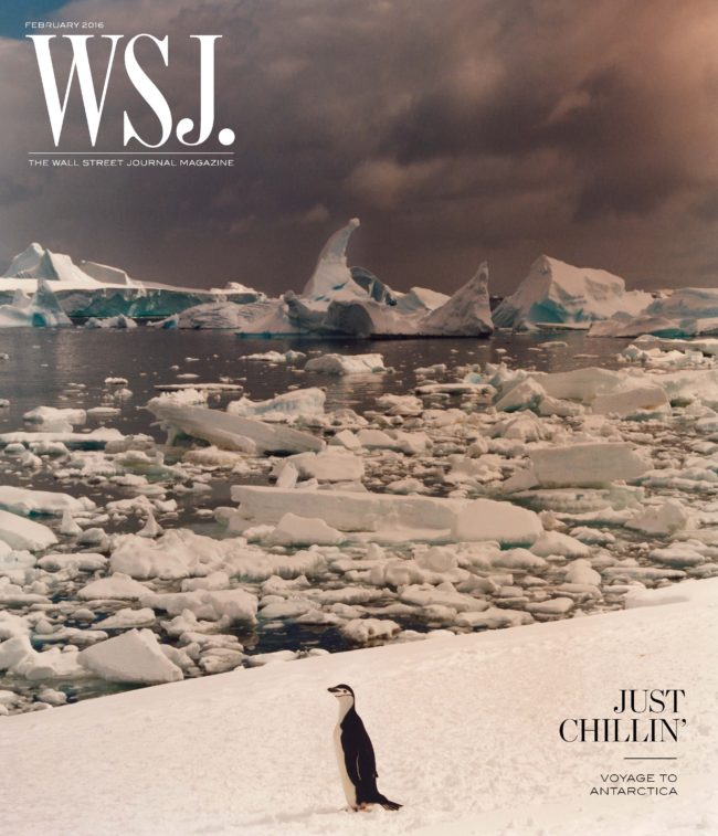 WSJ_Feb 2016_Antarctica_01_cover