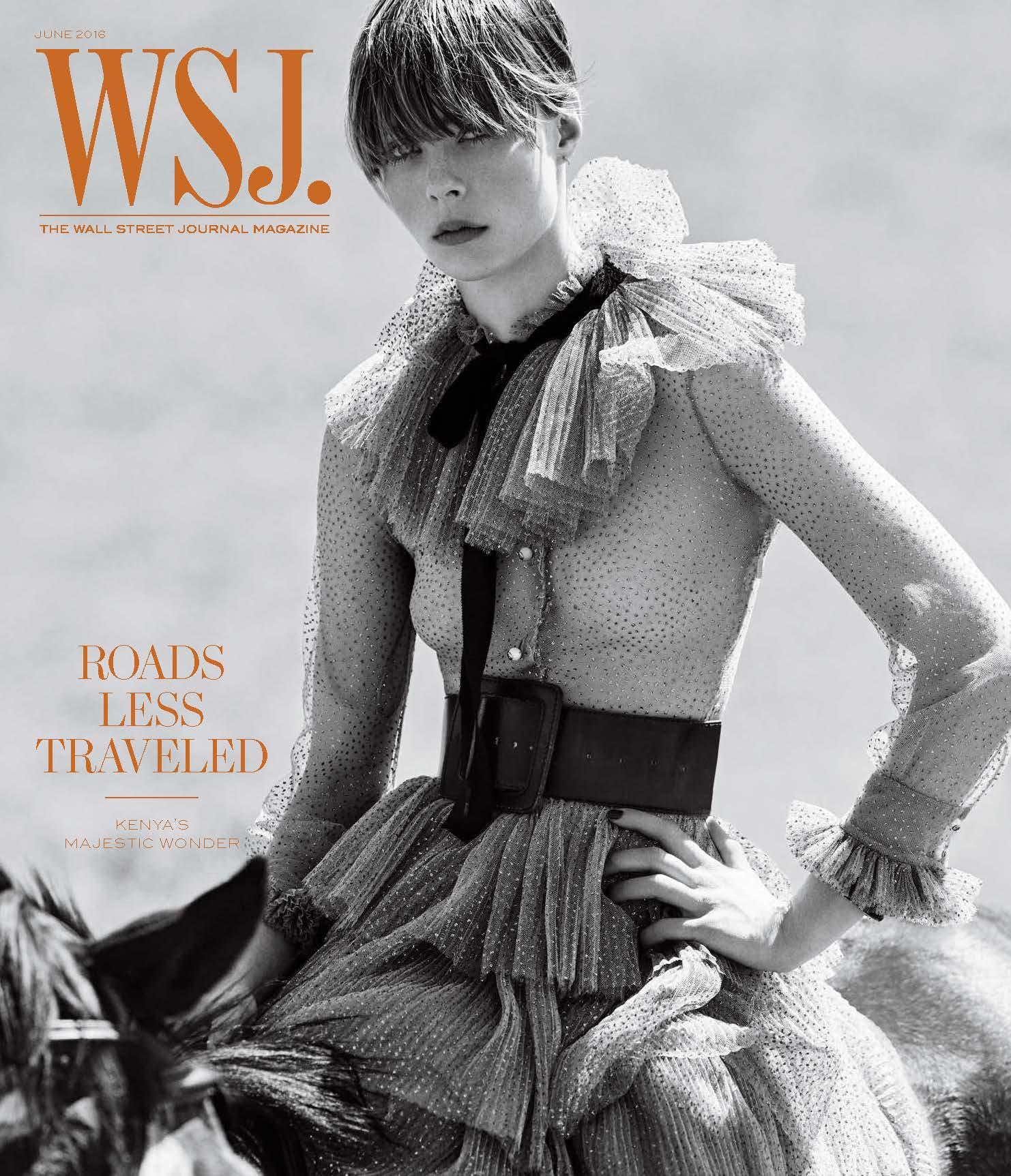 The Wall Street Journal Magazine Jennifer Pastore A Photo Editora Photo Editor