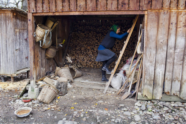 matyas_romania_climbing-the-barn-ladder