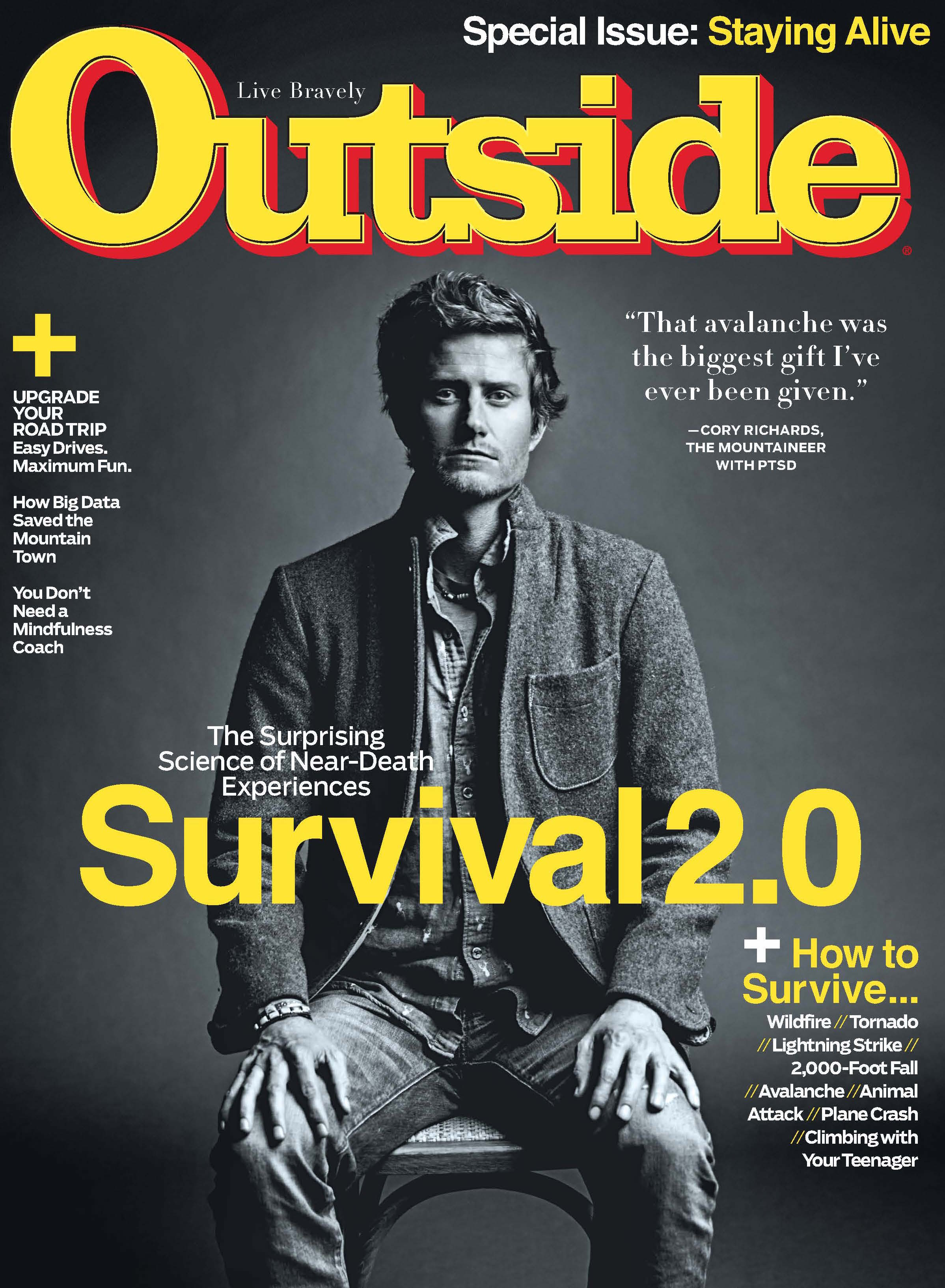 The Daily Edit – Nigel Parry: Outside Magazine
