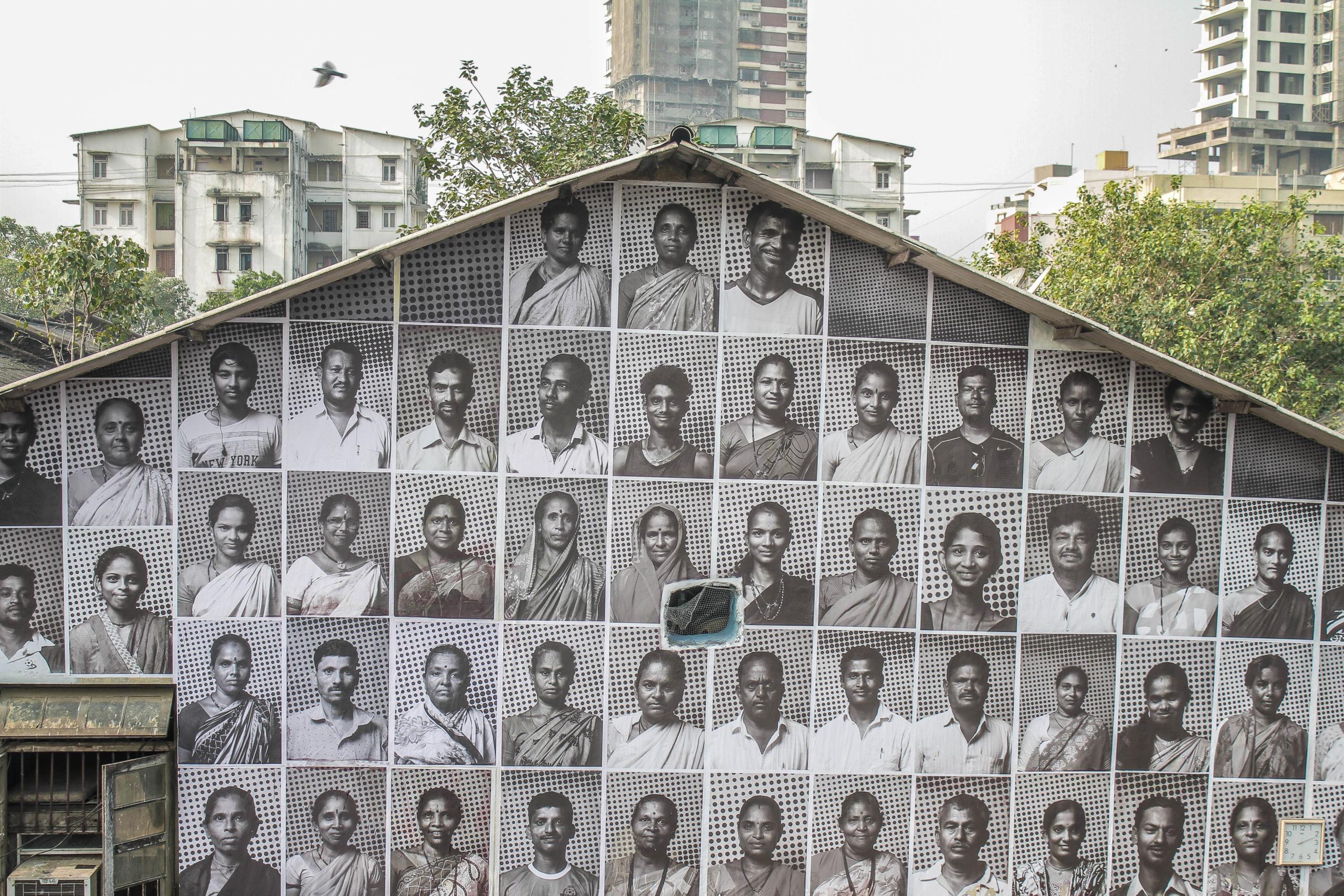 The Daily Edit - Sassoon Dock Art Project: Akshat Nauriyal