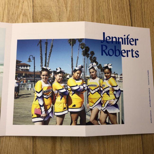 The Daily Promo ? Jennifer Roberts